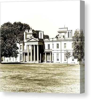 Dundurn Castle Canvas Prints