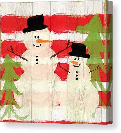 Family Tree Canvas Prints