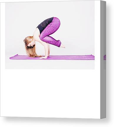 Workout Canvas Prints