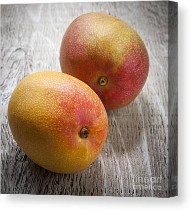 Mango Photographs Canvas Prints
