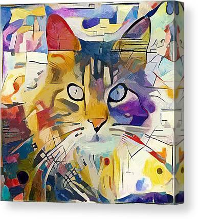 Kandinsky Canvas Prints