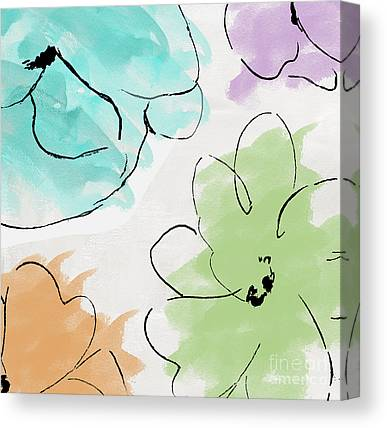 Abstract Style Canvas Prints