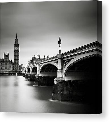 Westminster Abbey Canvas Prints