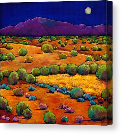 Taos New Mexico Canvas Prints