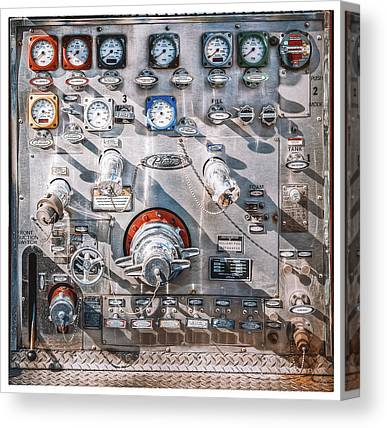 First Responders Canvas Prints