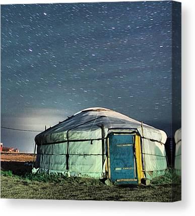 Gobi Desert Canvas Prints