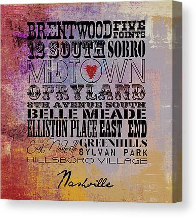 Brentwood Tn Canvas Prints