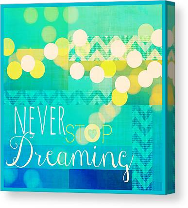 Dreaming Canvas Prints