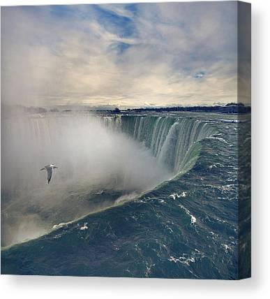 Canada Nature Canvas Prints