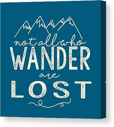Wander Canvas Prints