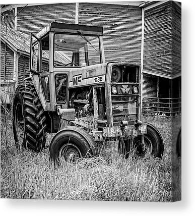 Equipment Canvas Prints