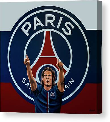 Ligue 1 Canvas Prints