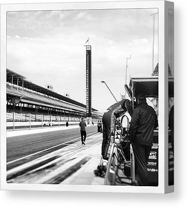 Indy 500 Canvas Prints