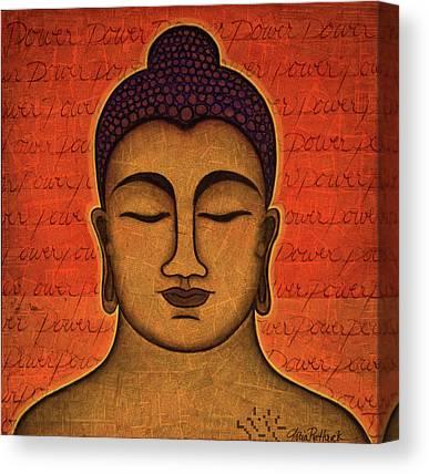 Tibetan Buddhism Canvas Prints