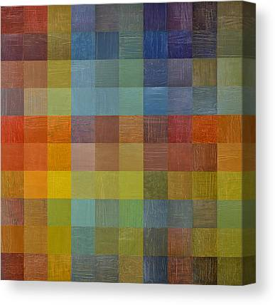 Layered Quilt Canvas Prints