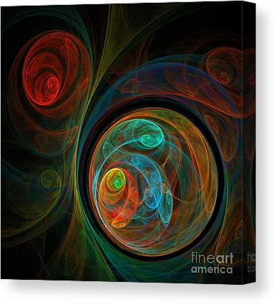 Rebirth Canvas Prints
