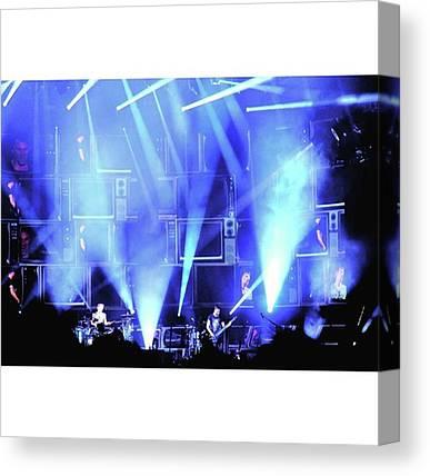 Concert Canvas Prints