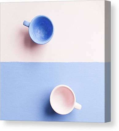 Color Block Canvas Prints