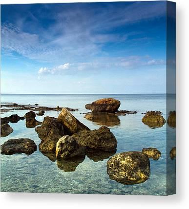 Calm Photographs Canvas Prints