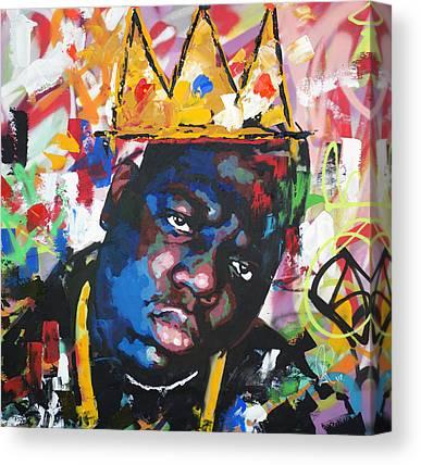 Jay Z Canvas Prints