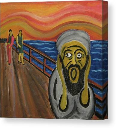 Extremism Paintings Canvas Prints
