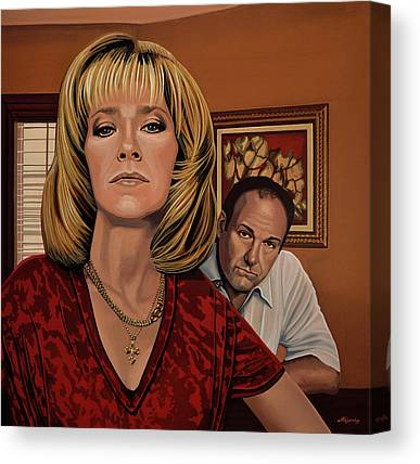 Television Program Canvas Prints