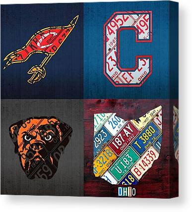 Football Teams Canvas Prints