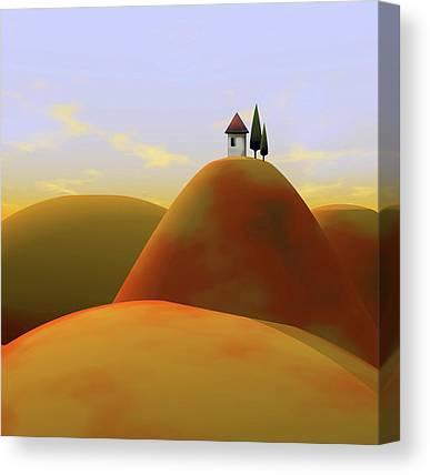 Diptych Canvas Prints