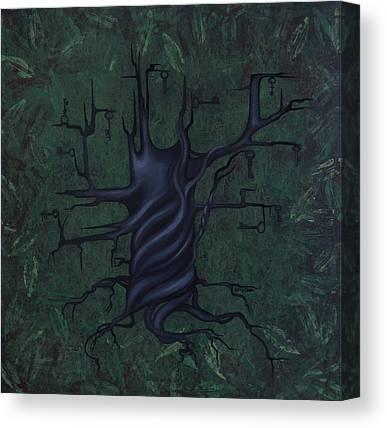 Semi Abstract Canvas Prints