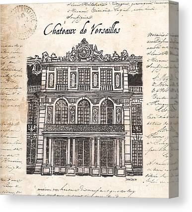 Versailles Canvas Prints