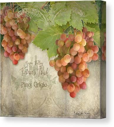 Vintner Paintings Canvas Prints
