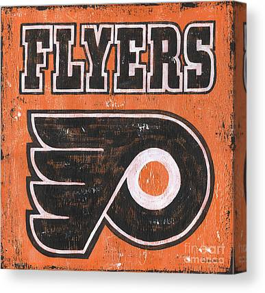 Flyers Canvas Prints