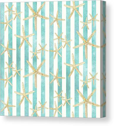 Starfish Canvas Prints