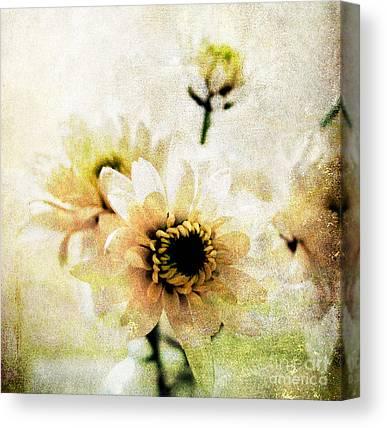 Flower Bouquet Canvas Prints