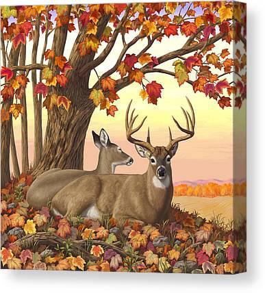Monster Buck Canvas Prints