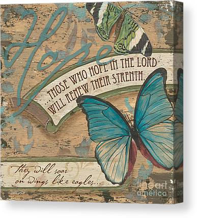 Bible Verses Canvas Prints