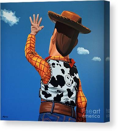Bo Peep Canvas Prints