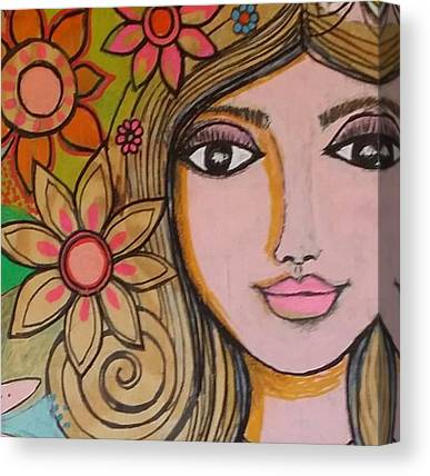 Eyes Canvas Prints
