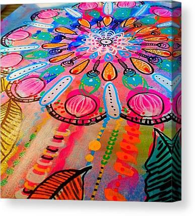 Yoga Canvas Prints