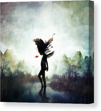 Whimsical Canvas Prints
