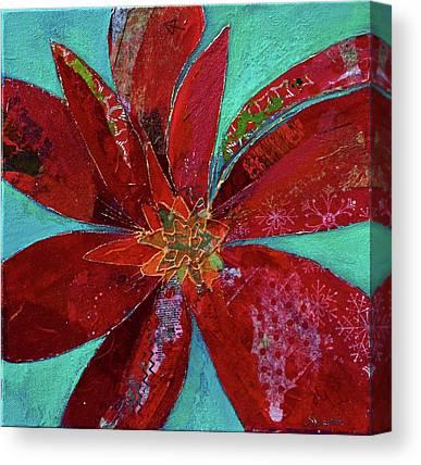 Bromeliad Canvas Prints