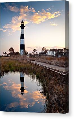 Cape Hatteras Lighthouse Canvas Prints