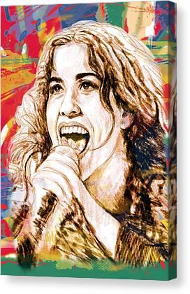 Nadine Canvas Prints