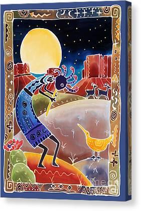 Anasazi Canvas Prints