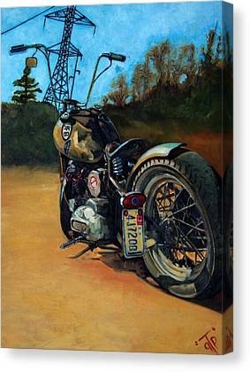 Frizzell Canvas Prints