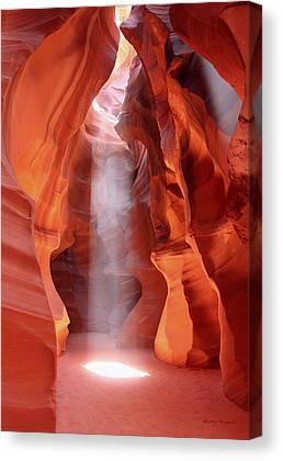 Antelope Canyon Canvas Prints