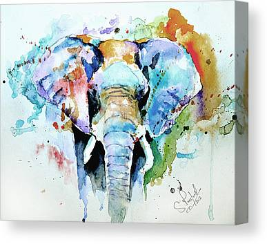 Colour Canvas Prints
