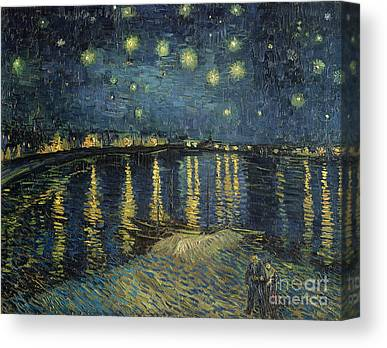 Luminous Canvas Prints