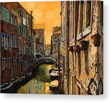 Grand Canal Canvas Prints