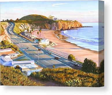 El Morro Canvas Prints